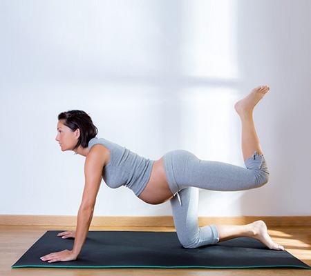 joga dla ciężarnych