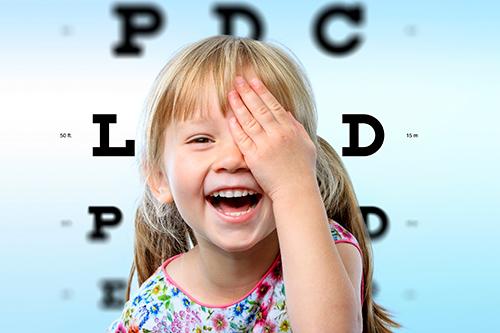 okulistyka dziecięca