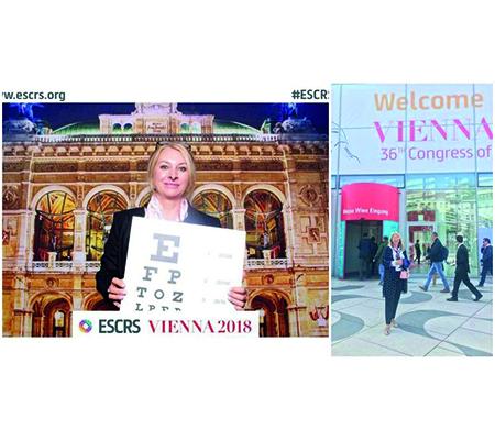 Klinika Magnuccy Na Kongresie ESCRS – Wiedeń