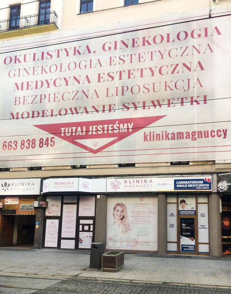 Wejście Do Kliniki Magnuccy