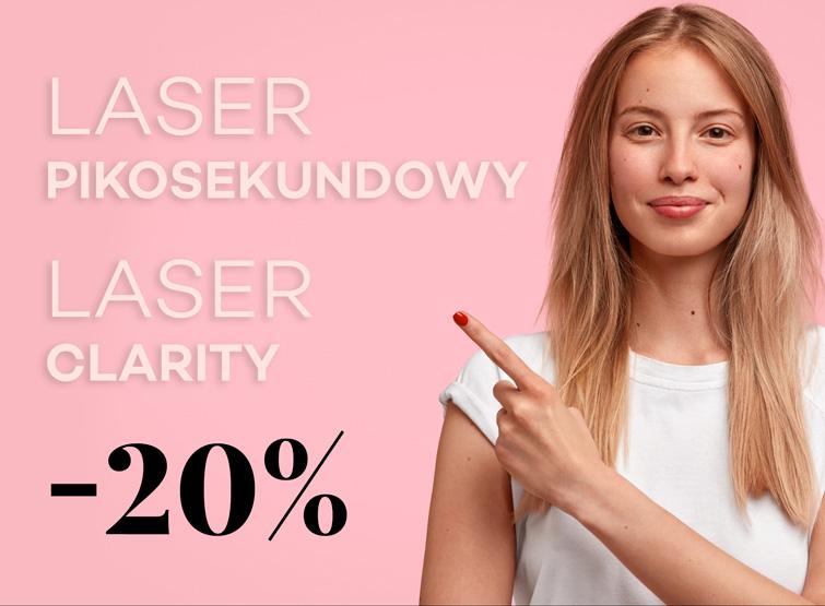 Przedłużamy promocję na lasery!!!